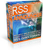 Thumbnail RSS Directory Announcer With Master Resale rights