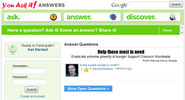 Thumbnail Turnkey Question And Answers Website With Resell Rights
