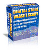Thumbnail Php Digital Store Script With PLR