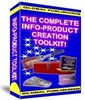 Thumbnail Complete Info Product Creation Toolkit With Mrr.