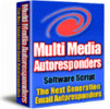 Thumbnail Multi Media Autoresponders with resell rights