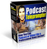 Thumbnail Podcast Teleprompter   With Private Label Rights