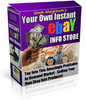 your own ebay info store