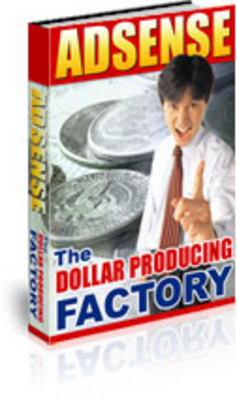 Product picture adsense the dollar producing factory