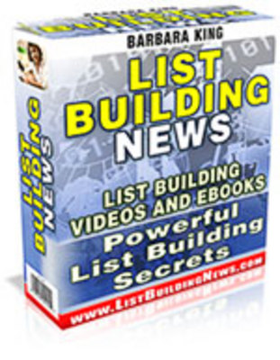 Product picture list building news with PLR
