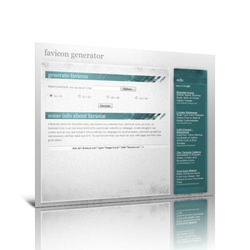 Product picture Favicon Generator Service Script full Mrr Inc