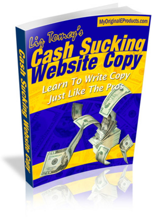 Product picture New Cash Sucking Website Copy With Mrr.