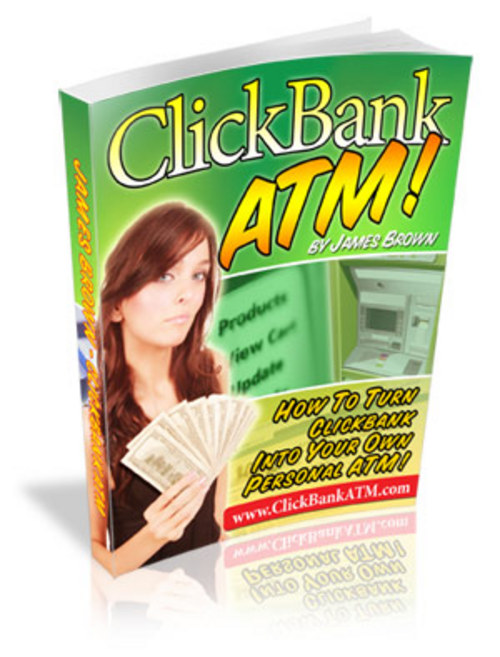Product picture New Clickbank Atm With Mrr