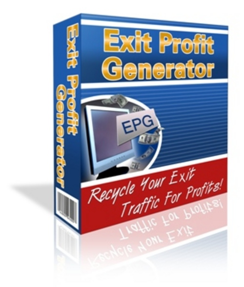 Product picture Exit Profit Generator V2-Mrr-Free Bonus Gift
