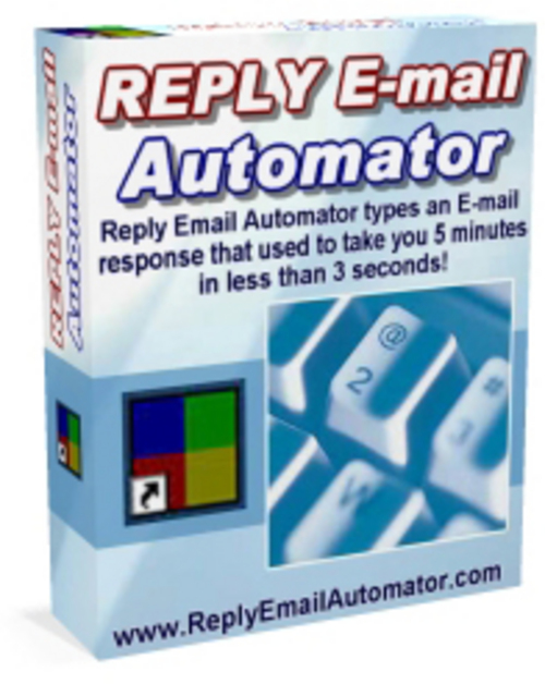 Product picture Reply Email Automator With Master Resell Rights