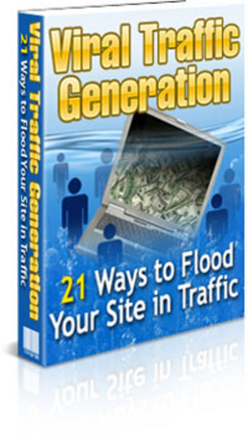 Product picture Viral Traffic Generation With Master Resale Rights