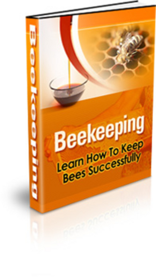 Product picture Bee Keeping With PLR