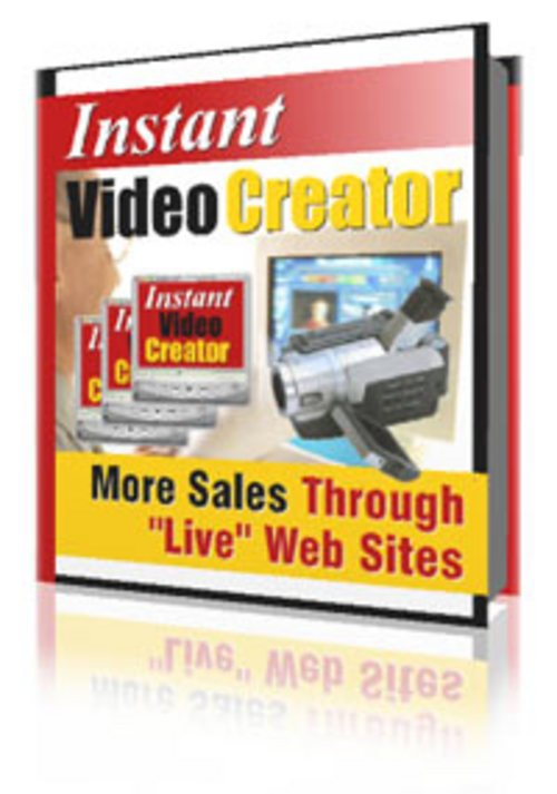 Product picture VIDEO CREATOR